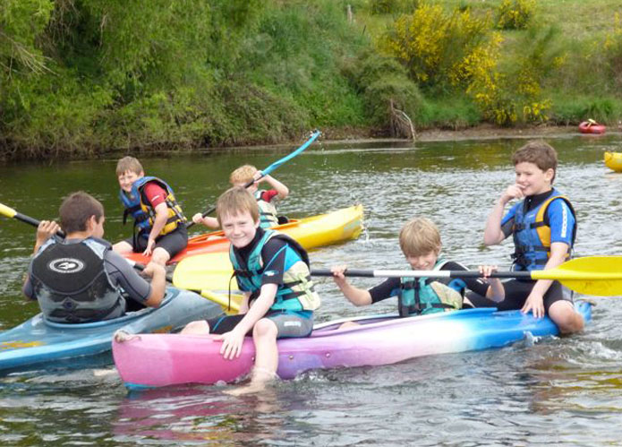 A Wide Range Of Outdoor Activities Are Available.